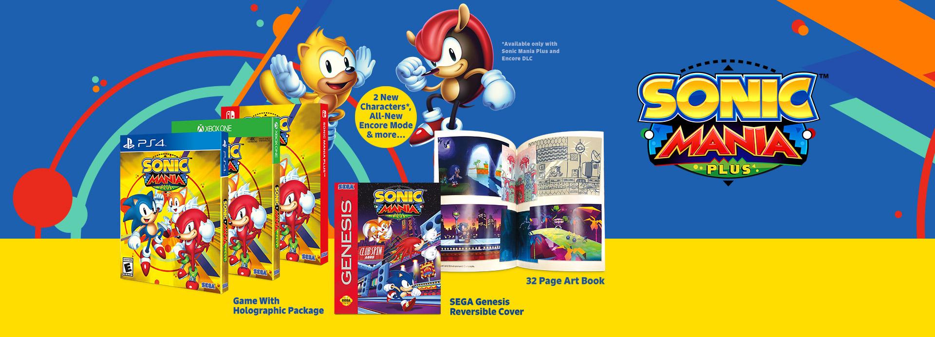 Xbox One Sonic The Hedgehog
